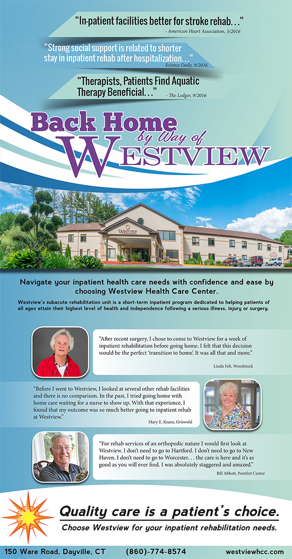 Photo of Back Home by way of Westview Advertisement