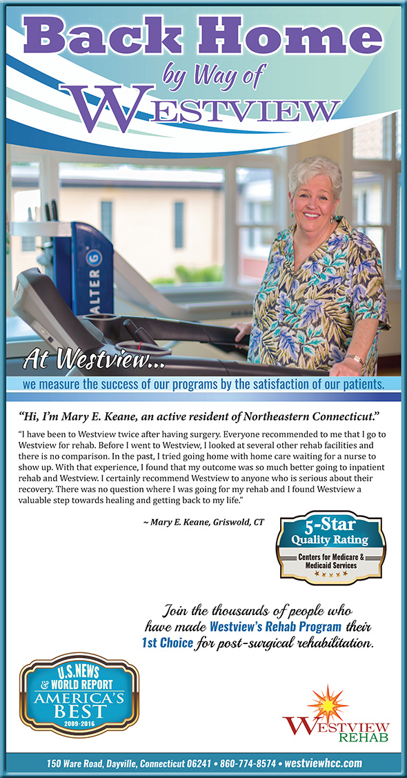 Photo of Mary Keane ad
