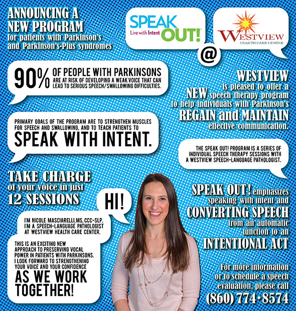 Image of Speak Out advertisement