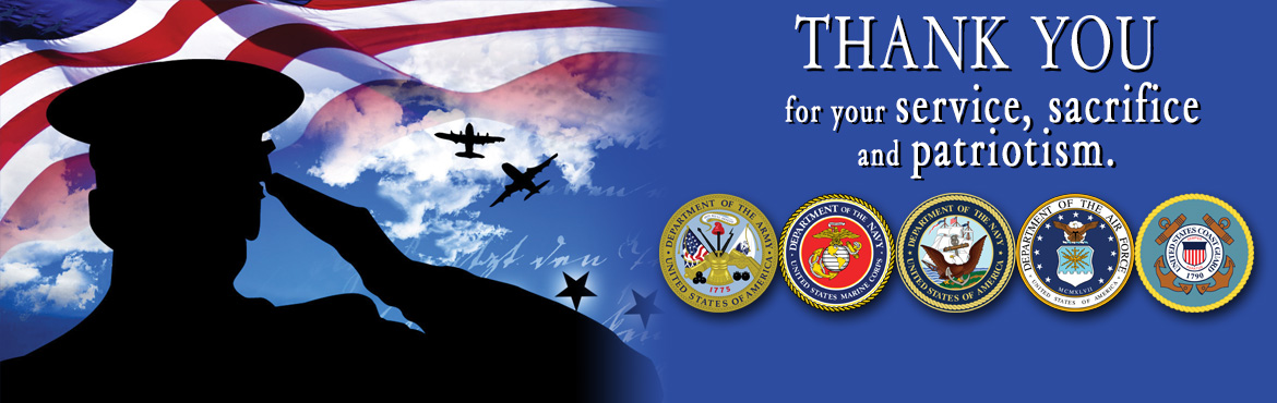 photo of Memorial day message