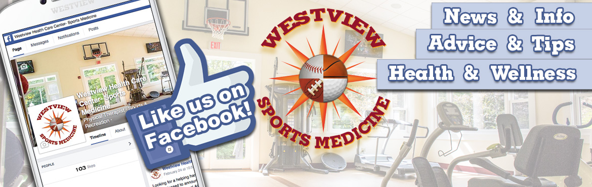 image of Sports Medicine Facebook banner