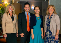 Image of Donna LaHaie, David Panteleakos, Susan Bysiewicz, Donna Copeland