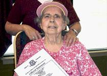 Centenarian Photo