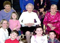 Resident turns 103 photo