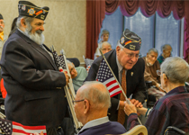 Photo of Veterans Day Ceremony