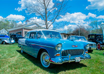 image of Yankee Yesteryear Car Club at Westview