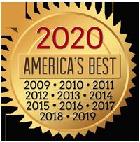 image of America's Best badge