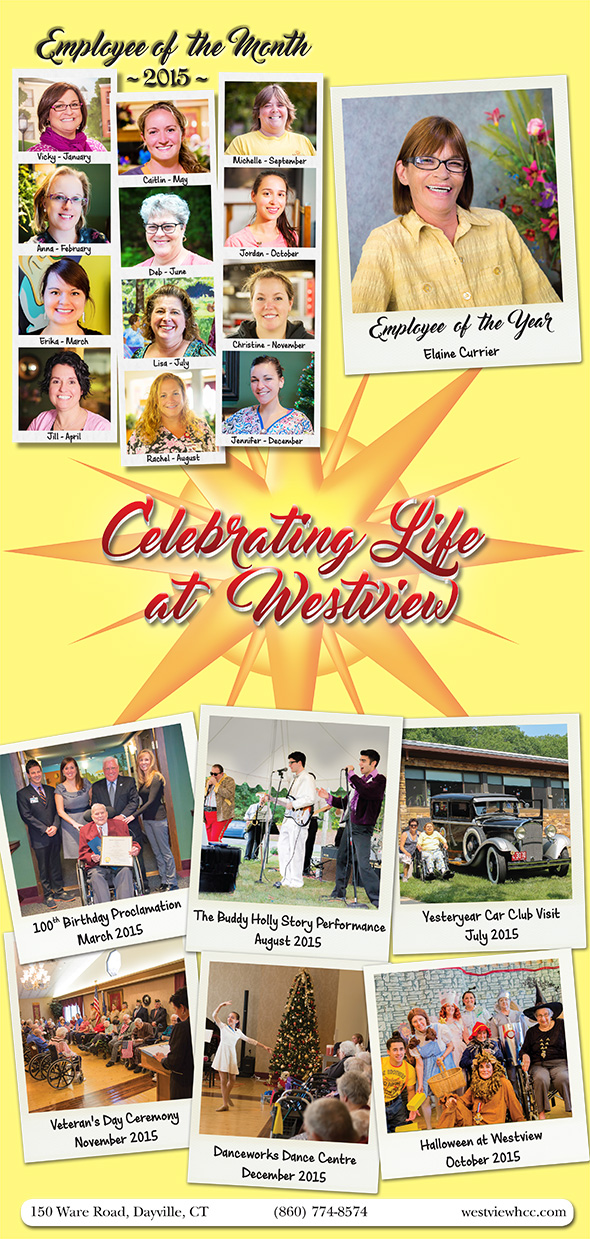 Photo of Celebrate Life ad