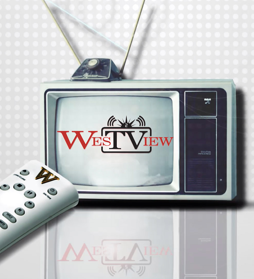 Photo of Westview's Channel 2 logo
