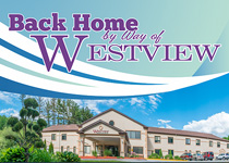 Thumbnail image of Back Home by Way of Westview advertisement