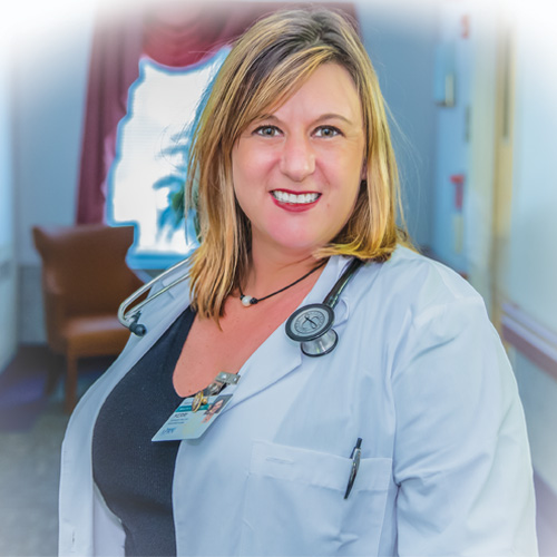 Photo of Kerri Sauer, APRN