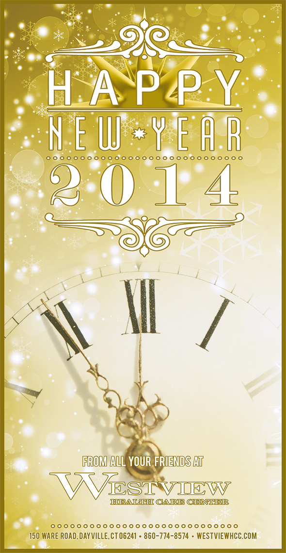 Photo of Westview New Year Ad