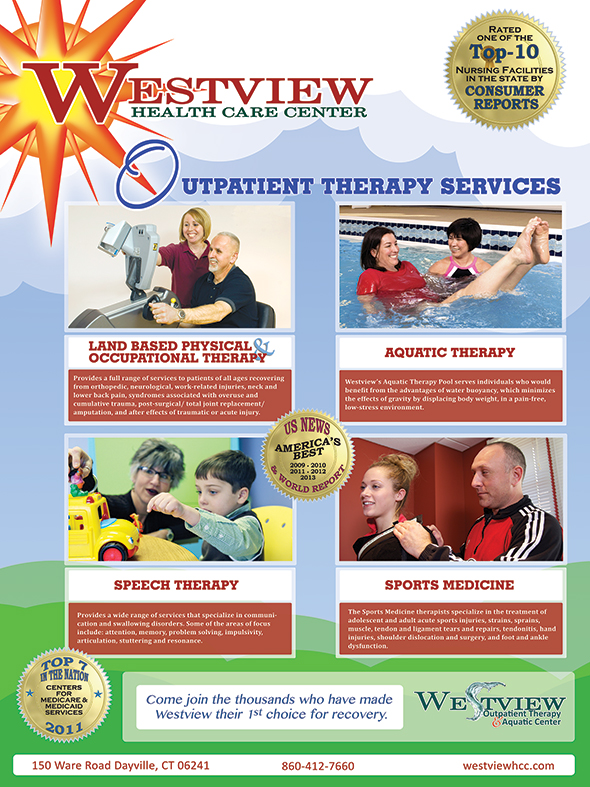 Photo of Outpatient Therapy Poster