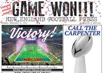 Game Won! ad photo