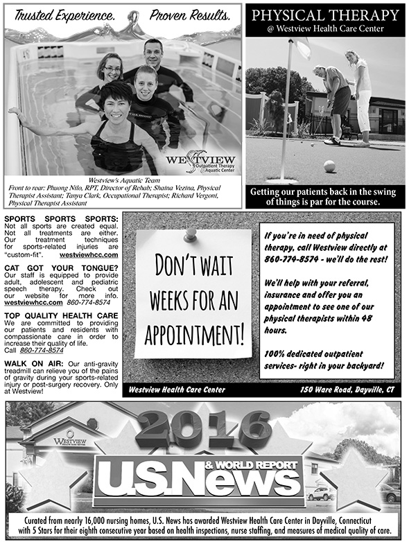 Photo of Outpatient Ad, Page 1