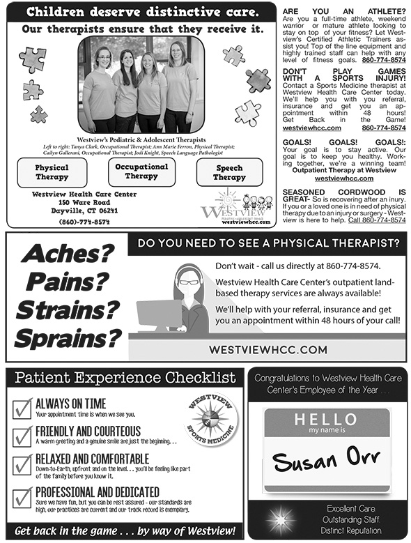 Photo of Outpatient Classifieds Advertisement, Version 4