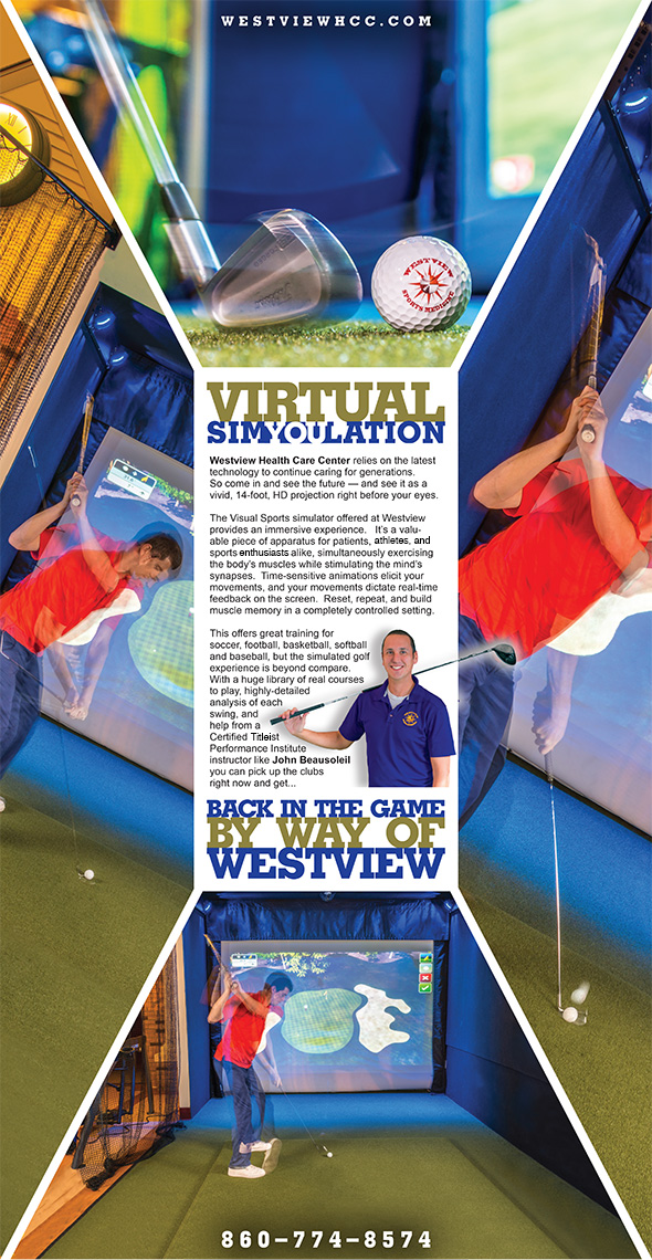 Photo of Virtual Simulation ad