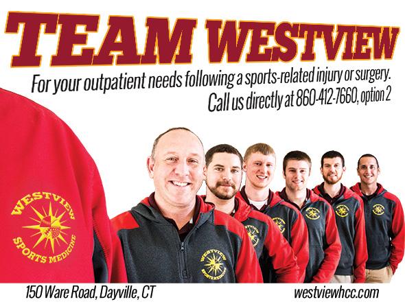 Photo of Team Westview ad
