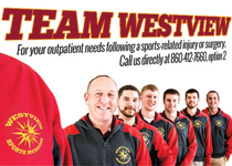 Team Westview ad photo