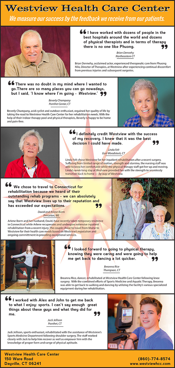 Photo of Testimonial Collection ad