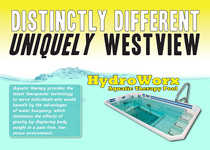 Uniquely Westview advertisement