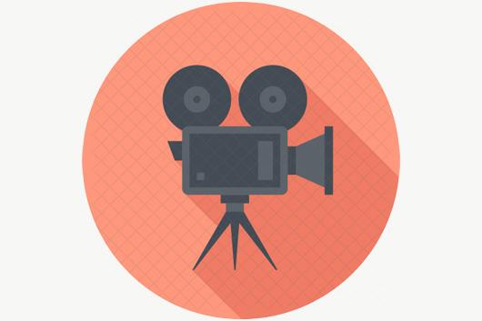 image of movie camera
