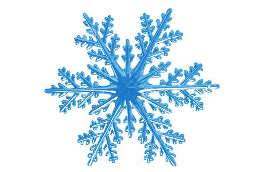 image of snowflake