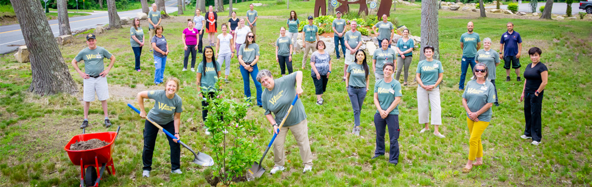 Planting Hope at Westview banner