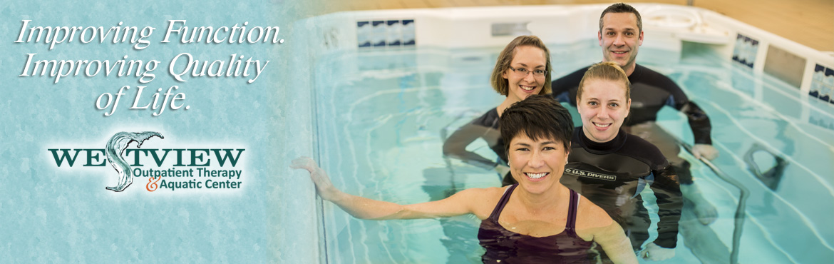 image of Aquatic Therapy team