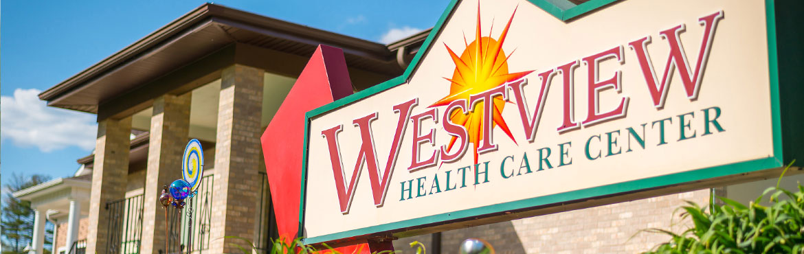 photo of Westview sign