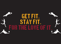 Get Fit. Stay Fit. ad photo