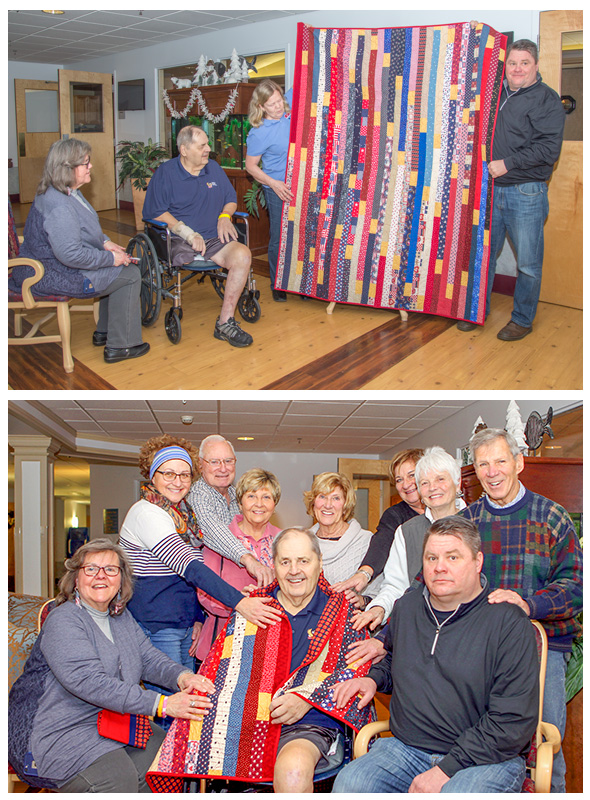 image of Quilts of Valor at Westview