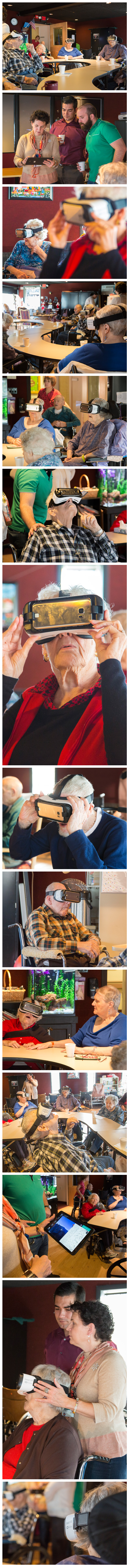 image of Westview Residents and Virtual Reality Photos