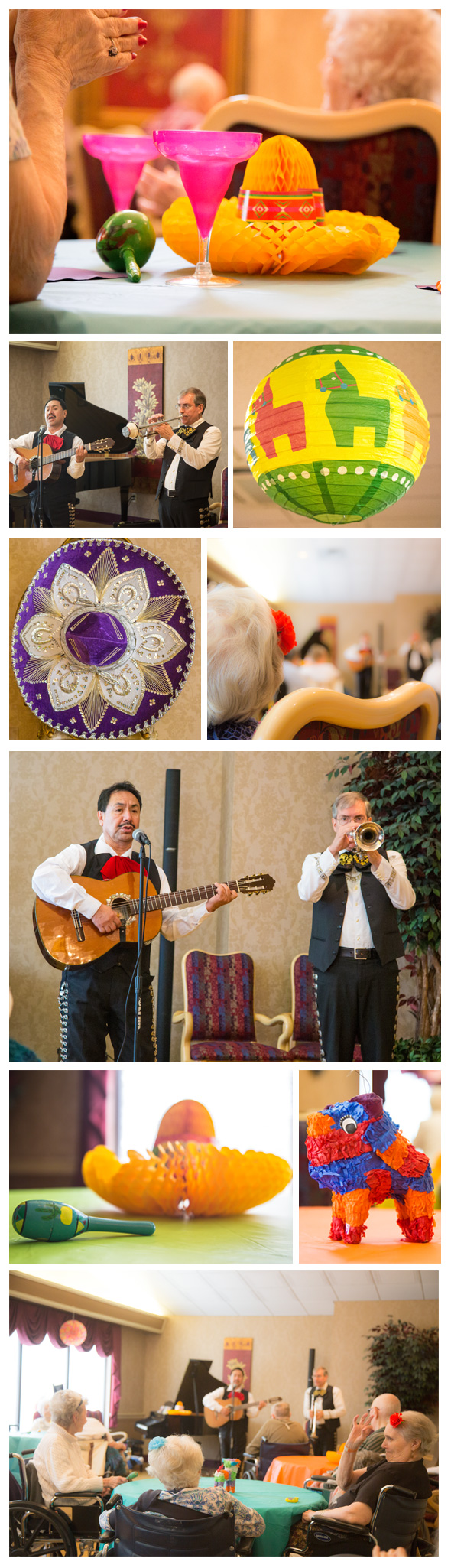 Photo of Westview celebration of Cinco de Mayo