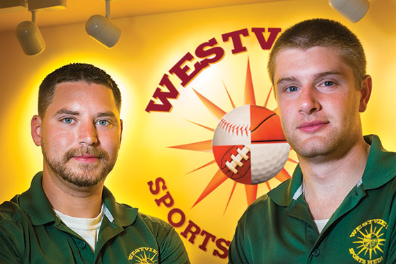 Photo of Westview's Athletic Trainers