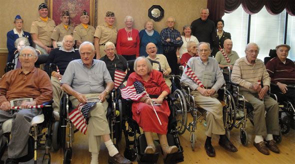 Westview Veterans photo