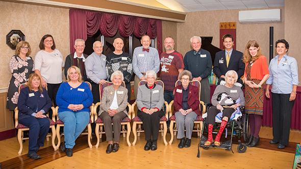 image of Westview's Volunteers