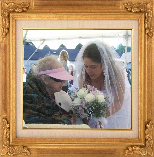 Employee Wedding photo