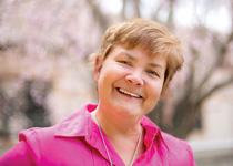 Photo of Judy Holt