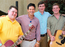 Woodstock Academy musicians Photo