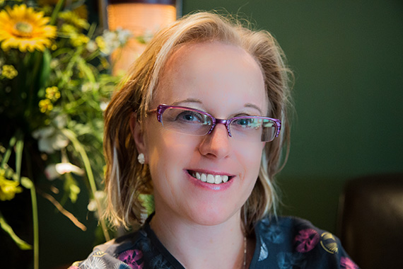Photo of Anna Sekula